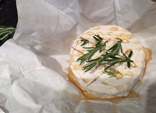 Baked Camembert is one of life's true luxuries.