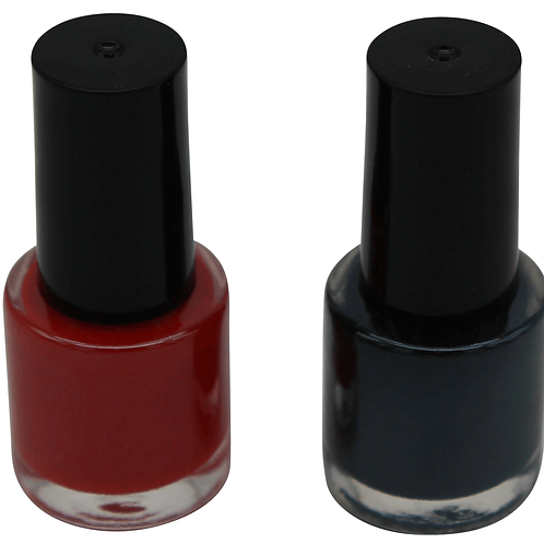 Touch-Up Paint, Black & Red (In Stock)