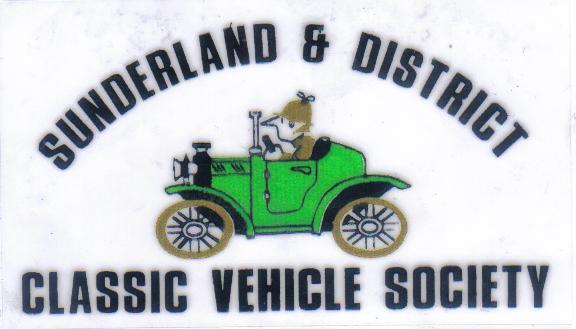 Window Sticker with SDCVS logo