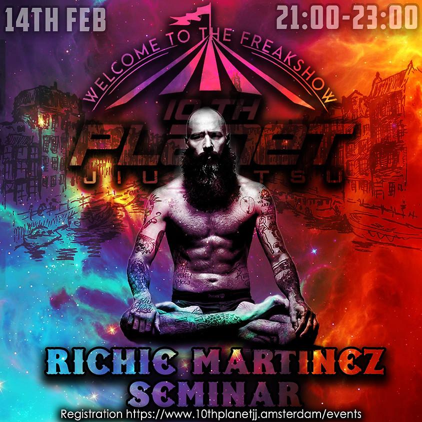 """Richie """"Boogeyman"""" Martinez Seminar"""