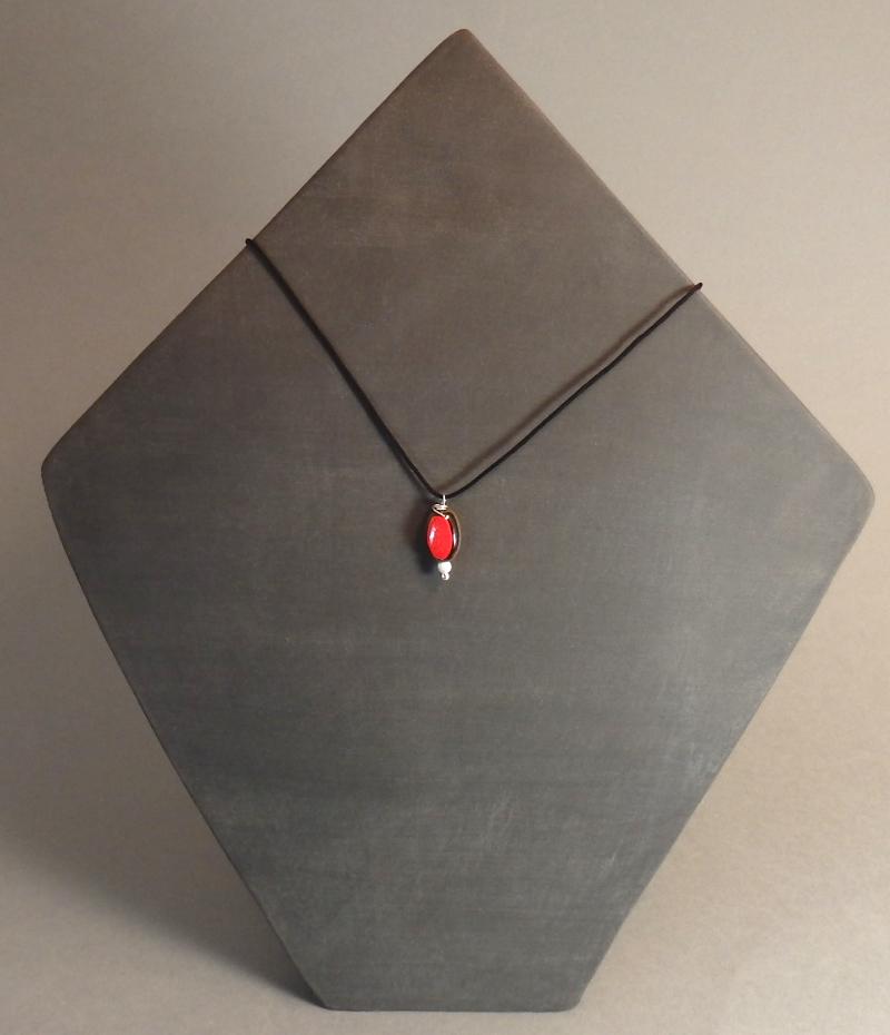 Céramique-argent-cordon