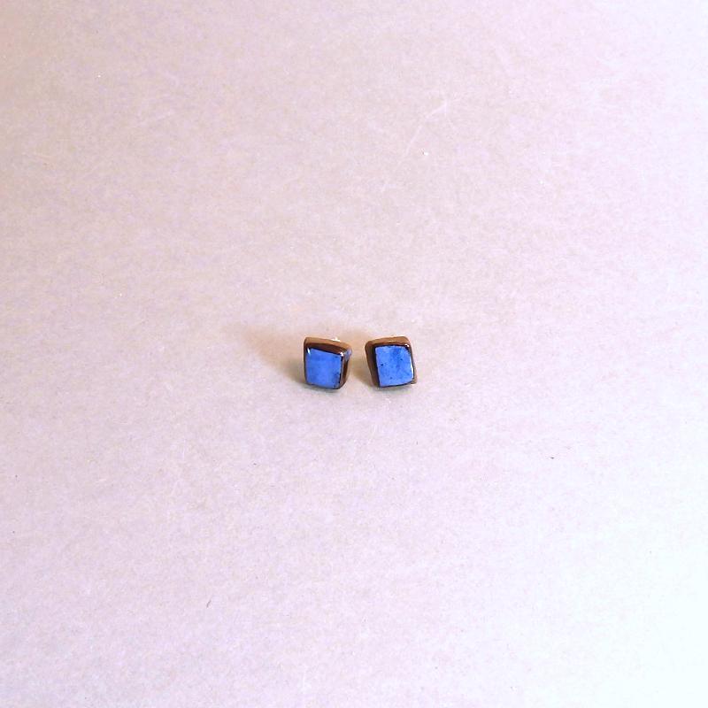 Clou Carré Bleu A