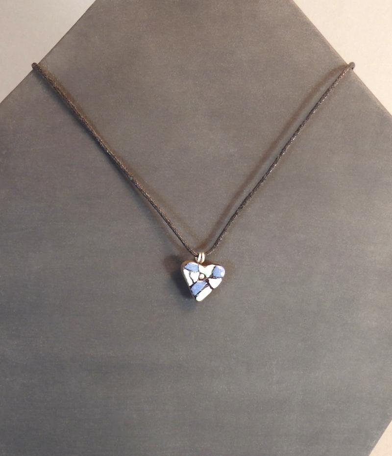 Collier Bleu 20€
