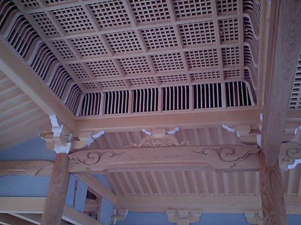 東京 亀戸:東覚寺内装工事
