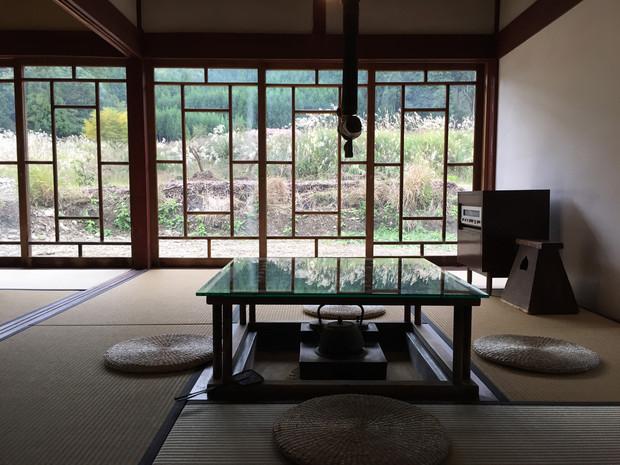 京都 大森:The Lodge MIWA 古民家改修