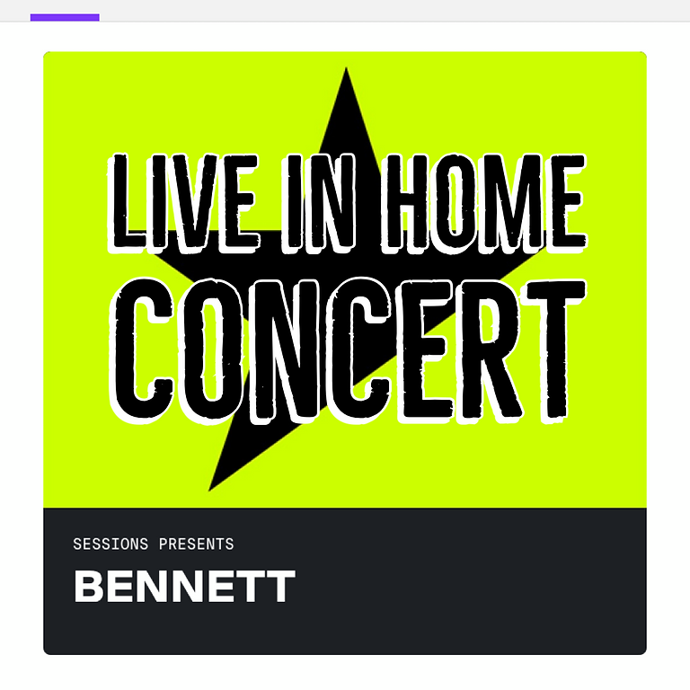 Bennett Live!