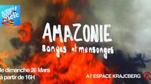 De quoi on se mêle et l'espace Krajcberg vous convient dimanche 26 mars à la suite de notre été