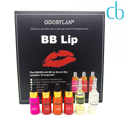 kit BB Lip Booster- Hydragloss
