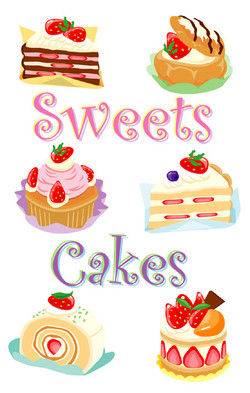 Sweets Cakes