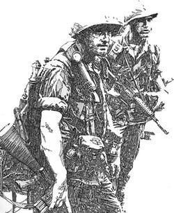 Viet Nam Soldier A