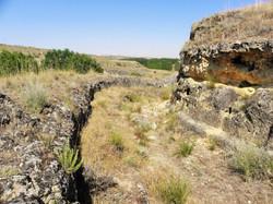 Camino tallado de Segovia