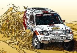 Paris-Dakar Rally A