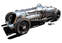 NAPIER-RAILTON1933