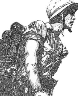 Viet Nam Soldier B