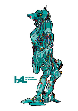 Cyber Robo