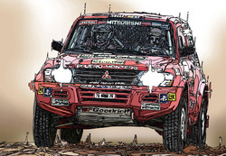 Paris-Dakar Rally B