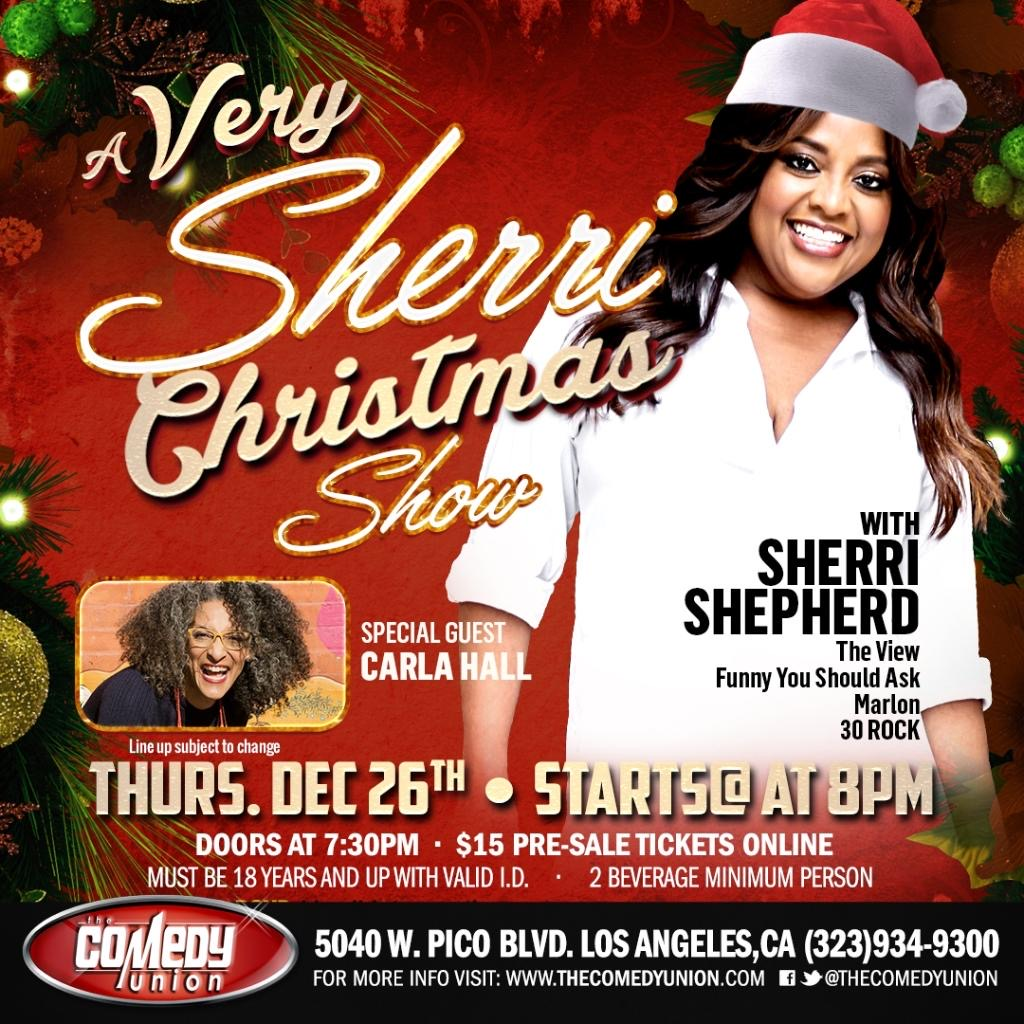 A Very Sherri Christmas