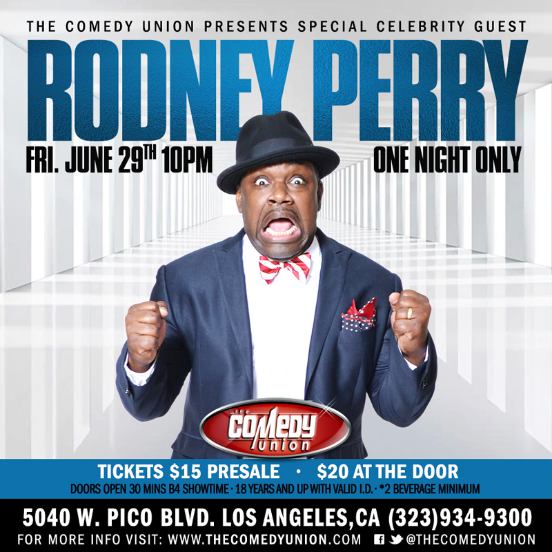 CU-SpecialGuestShow-RodneyPerry-June29