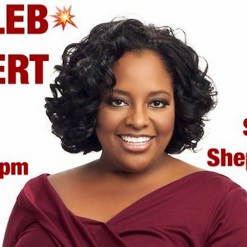 CELEBEITY GUEST SHERRI SHEPHERD - FROM THE VIEW 10:30 PM