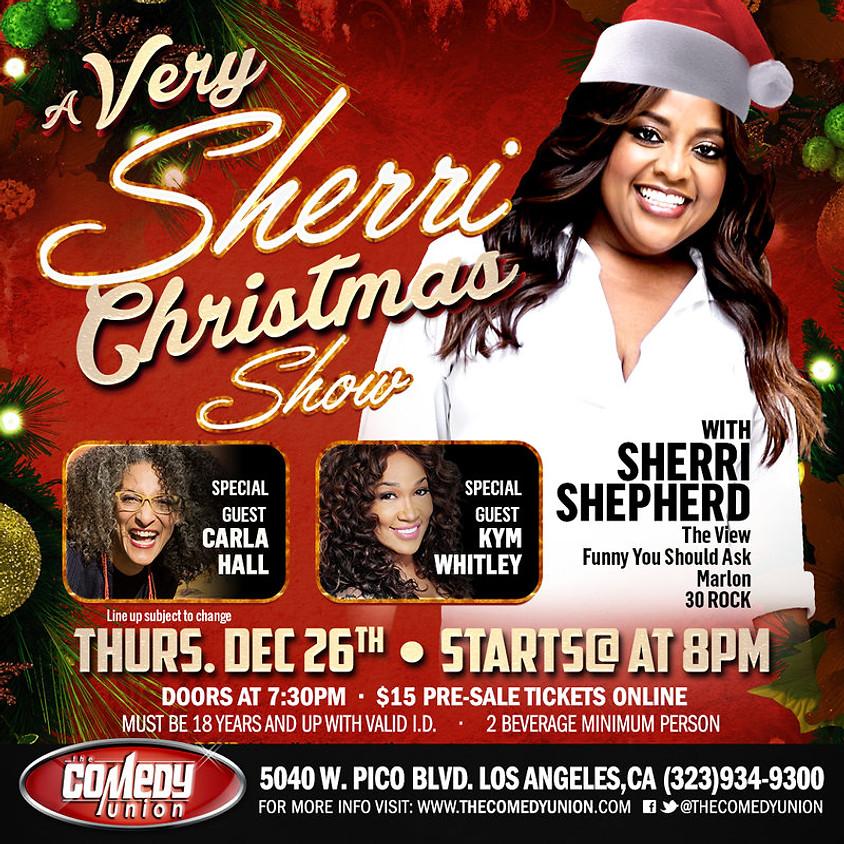 *SPECIAL EVENT* A Very SHERRI Christmas Show