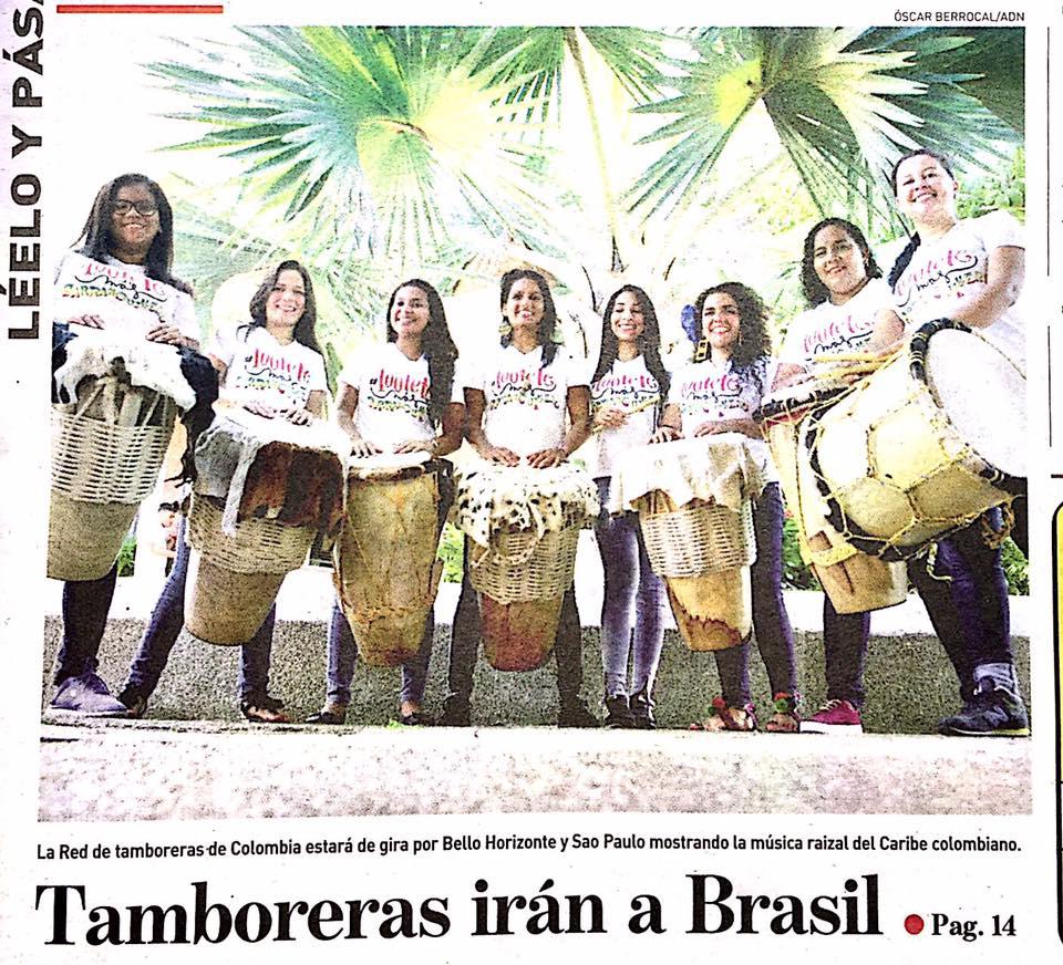 Tambores a Brasil 2