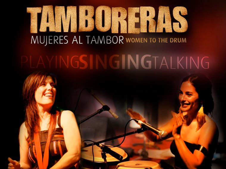 Tamboreras Vivi1
