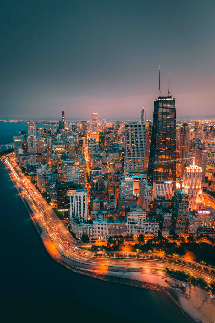 Chicago Skyline at Night-2.jpg