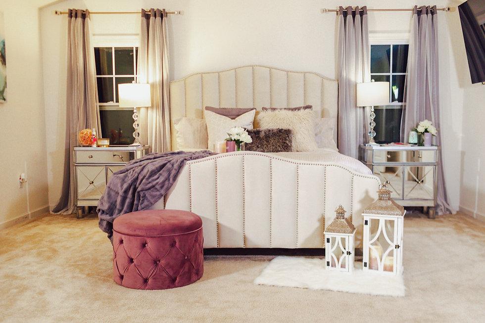 LUXE LIFE INTERIOR DESIGNS JAZ CRIB by @