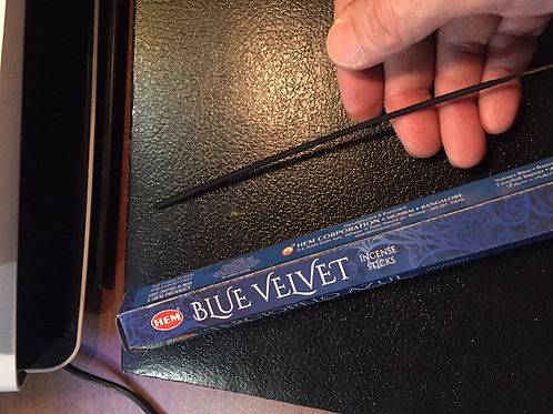 Blue Velvet Incense (20 sticks)