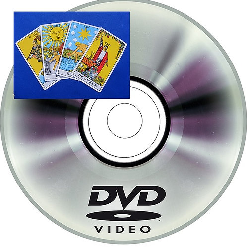 DVD Copy of One (1) reading