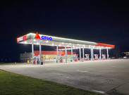 Citgo Canopy Refresh and Paint