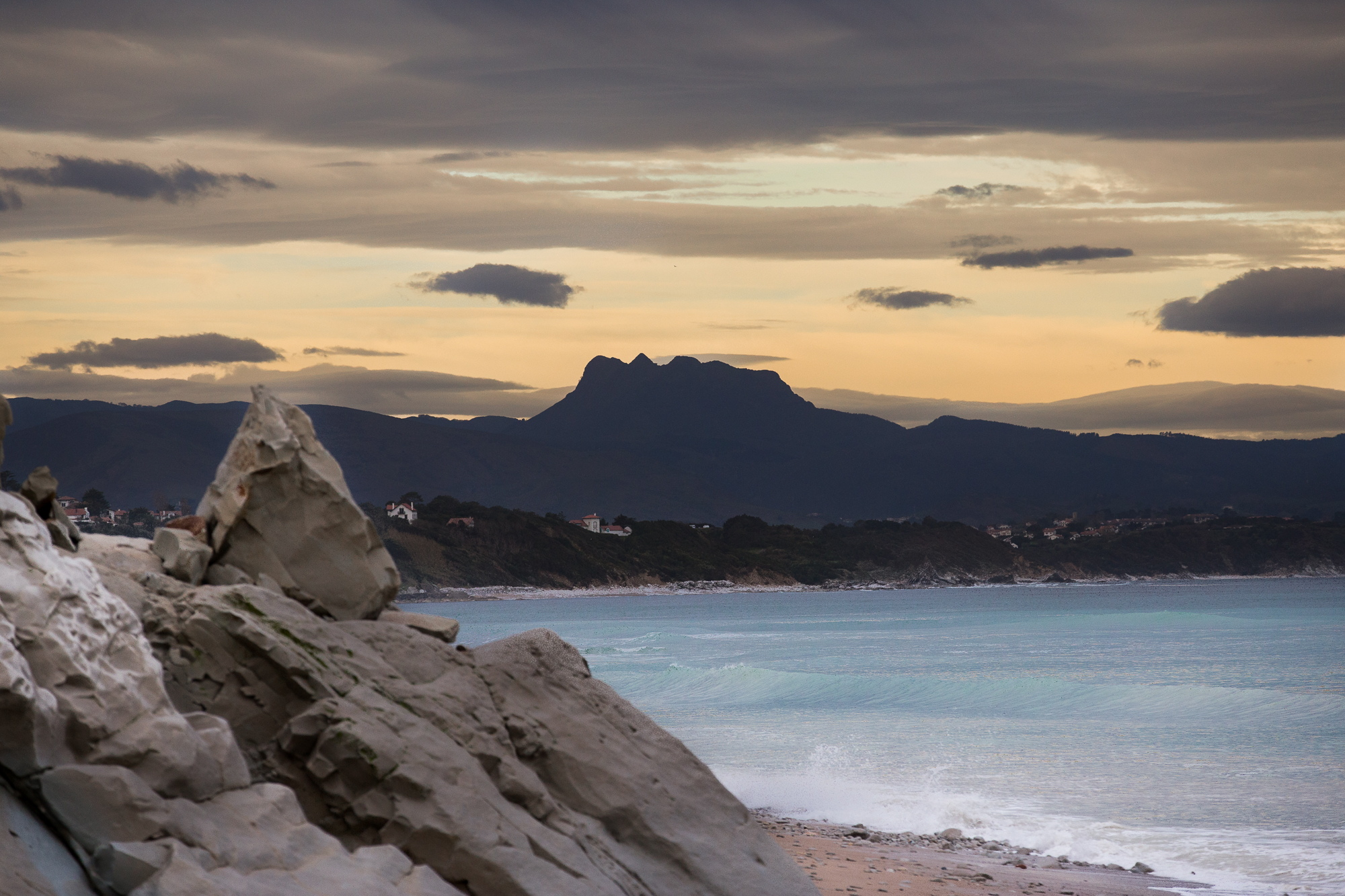 Nature mer Cote basque