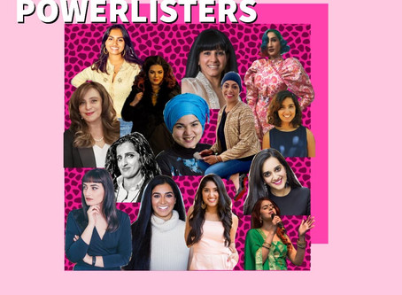 Meet the AWF power list 2020