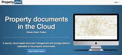 Property documents in the cloud - simple, smart, trusted