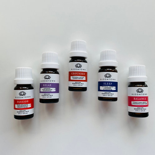 Bloomtown blended Essential Oil