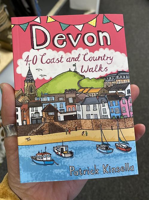 Devon Walks Book