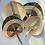 Thumbnail: Natural woven hand fans