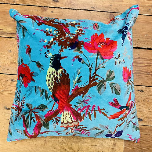 Birds of Paradise Cushion