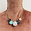 Thumbnail: Stella amd Wolf wooden bead necklace