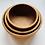 Thumbnail: Teak serving bowls
