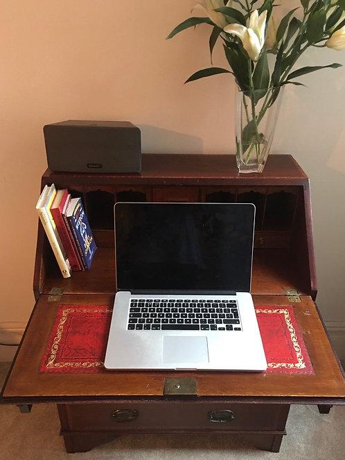 Edwardian Mahogany Writing Bureau - £145