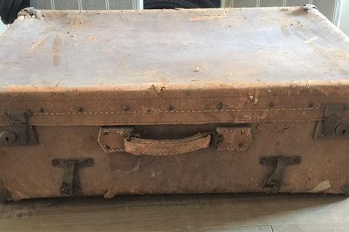 Large vintage suitcase                                 £45