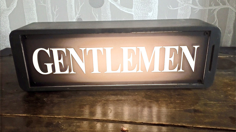 Gentlemen Light