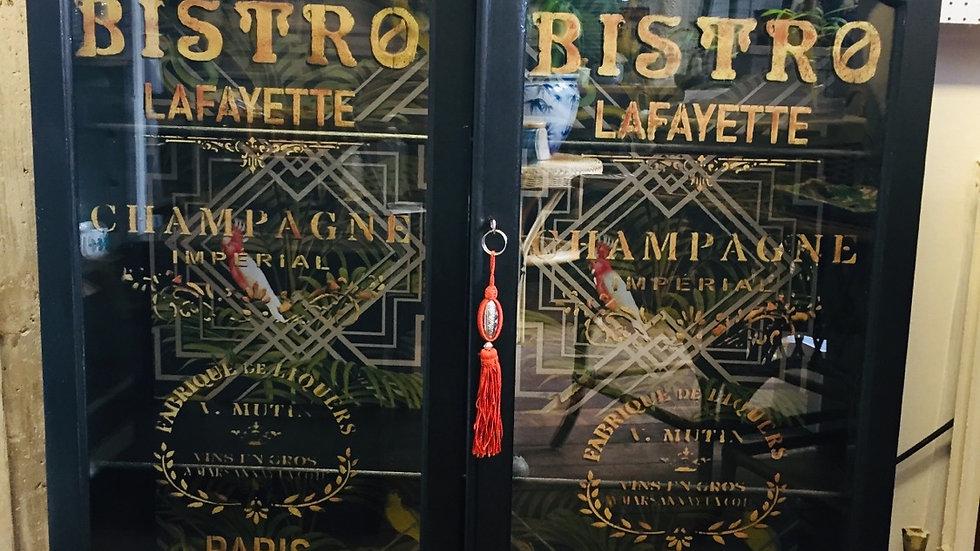 Bistro drinks cabinet