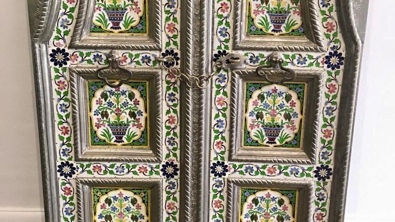 Ornate doors/shutters