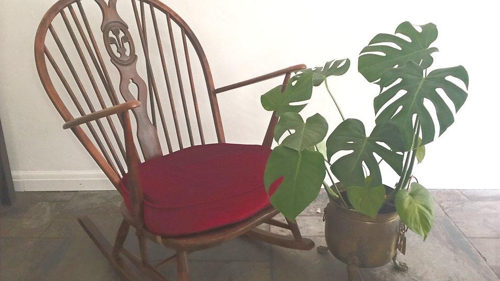 Vintage Ercol rocking chair