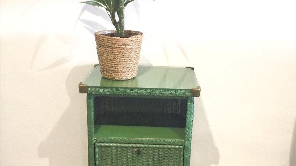 Vintage Lloyd Loom Unit