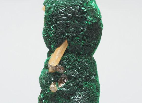 Malachite après Azurite / Cérusite