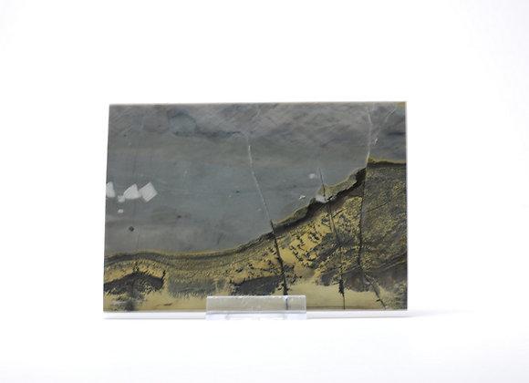 Plaque marbre paysagé 05