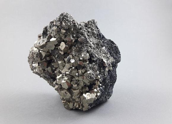 Pyrite / Hematite